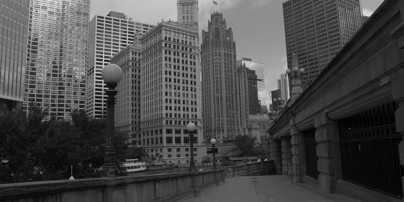 Chicago in October