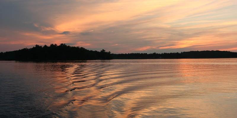 Hayward Sunset